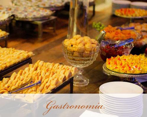 Gastronomia - Buffet Mediterraneo