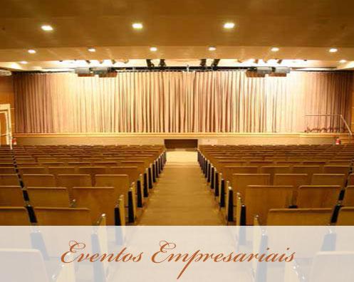 Eventos Empresariais - Buffet Mediterraneo