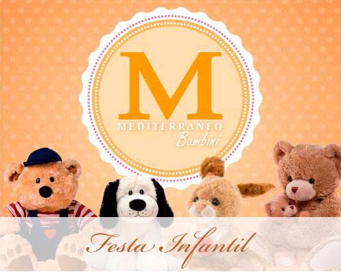 Eventos Infantis - Buffet Mediterraneo