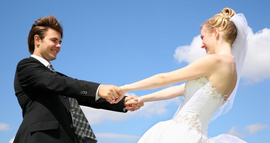 Casamento à beira mar