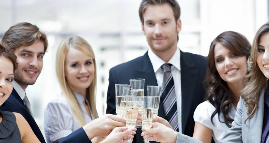 O que o buffet deve ter para um evento empresarial?