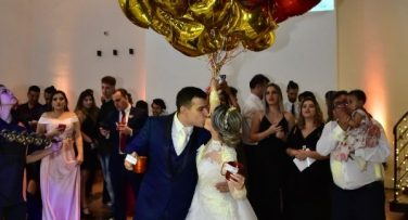 Casamento – decoração – balões
